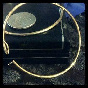 Jewelry - 14KT YG Hoop Earrings